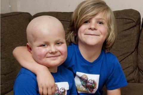 Ήρωας! Πεντάχρονος σώζεται χάρη στο μυελό των οστών του αδερφού του!