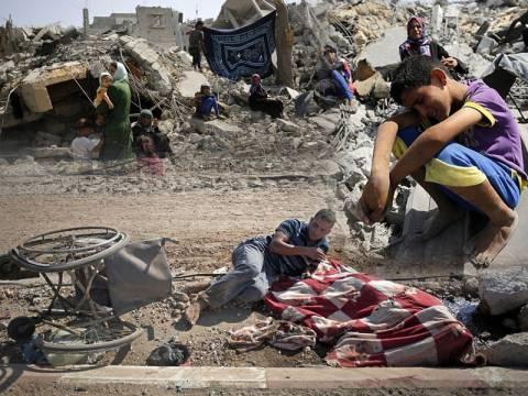 «Όχι» του Ισραήλ σε διαπραγματεύσεις - Συνεχίζεται η αιματοχυσία! (pics+video)
