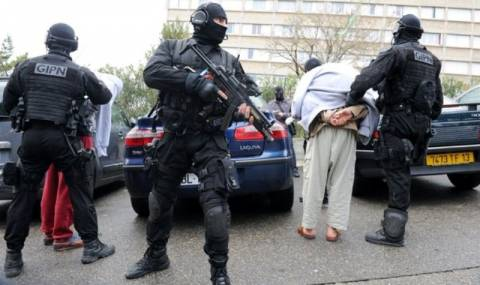 Σύλληψη ύποπτων «ισλαμιστών μαχητών» σε Παρίσι και Βρυξέλλες