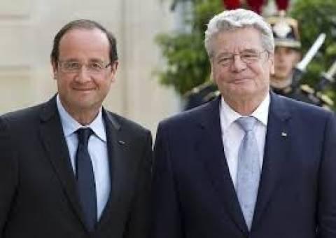 Ολάντ και Γκάουκ τίμησαν την επέτειο από τη συμφιλίωση Γαλλίας- Γερμανίας