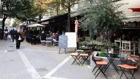 Λάρισα… η πόλη με τις 1.674 καφετέριες!