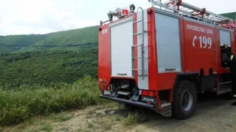 Πολύ υψηλός κίνδυνος πυρκαγιάς στα Δωδεκάνησα τη Δευτέρα