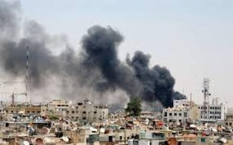 Συρία: Νέο αιματοκύλισμα στη Δαμασκό