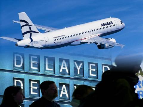 Aegean Airlines: Απίστευτη ταλαιπωρία για τους πελάτες της λόγω καθυστερήσεων