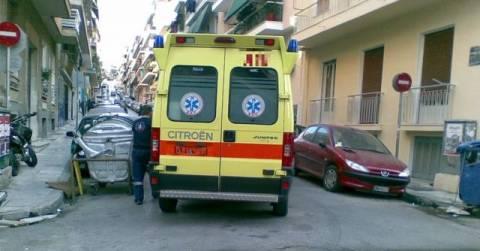 Λαμία: Οδηγός παρέσυρε 2χρονο αγοράκι και το εγκατέλειψε