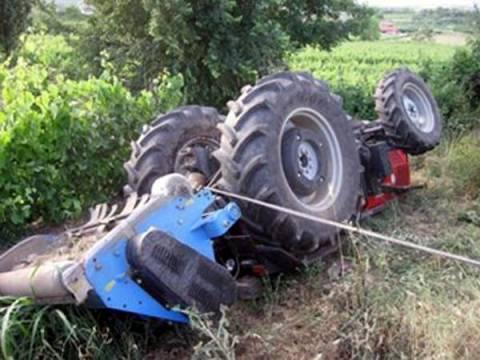 Τραγωδία στη Λάρισα με αγρότη