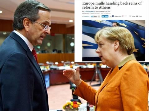 «Σχεδιάζουν κατάργηση της τρόικας υπό το φόβο του ΣΥΡΙΖΑ»