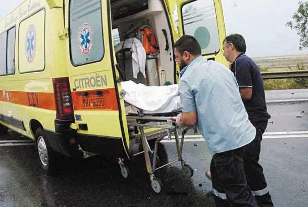 Ναυπακτία: Τροχαίο δυστύχημα με θύμα ένα 61χρονο