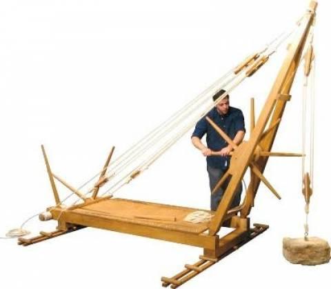 Архимед - «Леонардо да Винчи» Античности