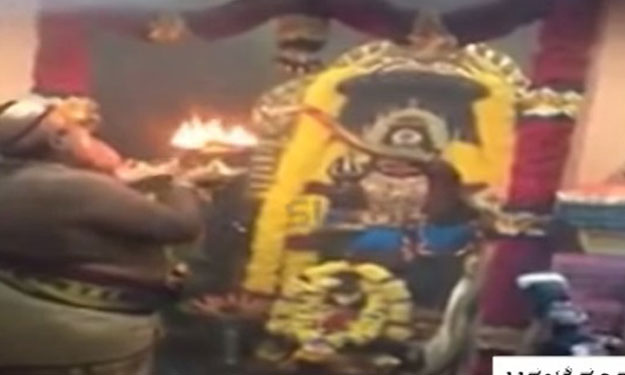 Μαλαισία: Τελετουργικό με βασιλική κόμπρα που κόβει την ανάσα! (video)