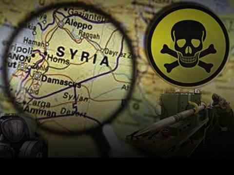 «Το 60% των χημικών της Συρίας καταστράφηκε ανοικτά της Κρήτης»