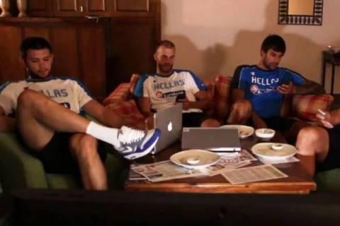 Mundobasket 2014: Τα παιχνίδια της εθνικής Ελλάδας στον ΟΤΕ TV
