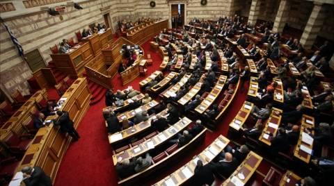 LIVE: Η συνεδρίαση στη Βουλή για το πολυνομοσχέδιο