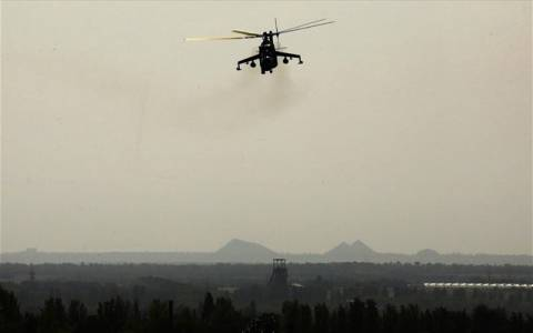 Ουκρανία: Αεροπορική επιδρομή χωρίς θύματα κατά του Ντονέτσκ