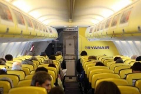 Авиакомпания Ryanair проводит набор бортпроводников