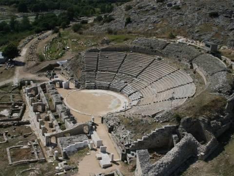 Εκατό χρόνια ερευνών της Γαλλικής Σχολής Αθηνών στους Φιλίππους Καβάλας