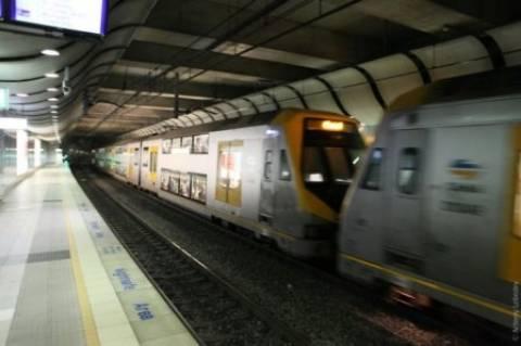 Пассажиры метро в Австралии сообща спасли мужчину