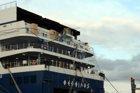 Σάμος: Χωρίς τέλος η ταλαιπωρία των ταξιδιωτών με NEL LINES