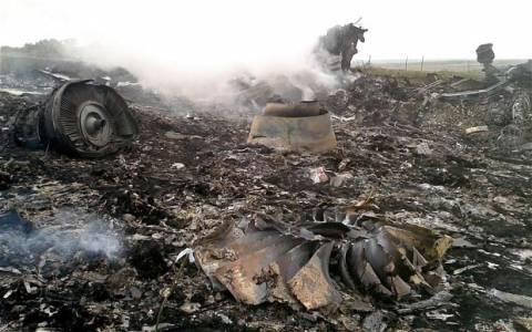 Boeing 777: Αναστέλλονται οι εργασίες στο σημείο της συντριβής