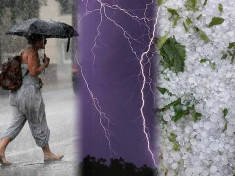 Χειμωνιάτικο (ξανά) το σκηνικό του καιρού