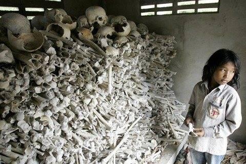 Ισόβια σε δύο ηγέτες των Κόκκινων Χμερ