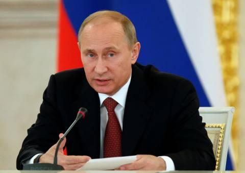 Ρωσία: Σε νέα ποσοστά ρεκόρ η δημοτικότητα του Πούτιν