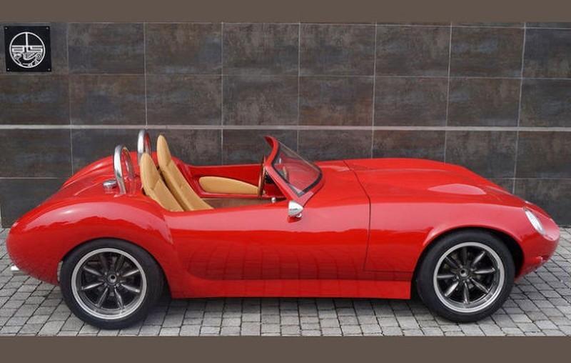 ATS Leggera: Σούπερ γρήγορο Roadster με βάρος κάτω από 600 κιλά (pics)