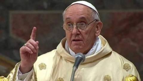 Πάπας Φραγκίσκος: «Να σταματήσει το ανθρωπιστικό δράμα στο Ιράκ»