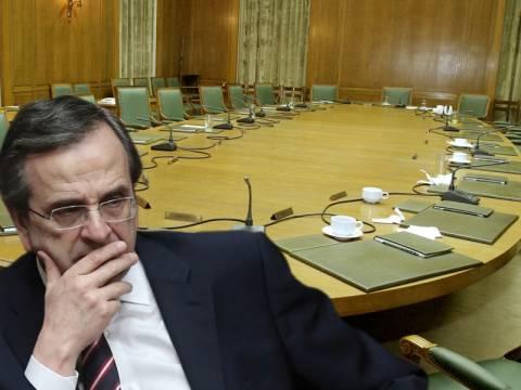 Ο Σαμαράς καλεί το υπουργικό λόγω Ρωσίας, ΕΝΦΙΑ και ένστολων