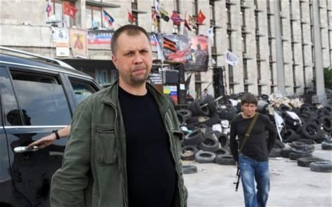 Παραιτήθηκε ο πρωθυπουργός της Λαϊκής Δημοκρατίας του Ντονέτσκ