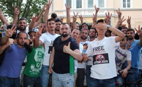 Γερμανία: Επεισόδια μεταξύ Κούρδων Γεζιντί και υποστηριχτών της τζιχάντ