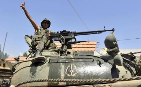 Λίβανος: Αποσύρθηκαν οι ισλαμιστές αντάρτες από την πόλη Άρσαλ