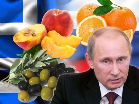 Ρώσικος «παγετός» σε ελληνικά προϊόντα
