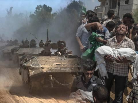 Γάζα: Νεκρό ένα αγόρι από τις ισραηλινές επιδρομές
