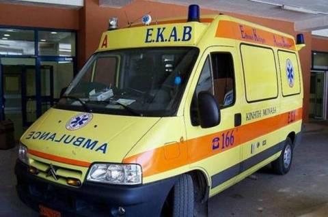 Λαμία: Ανήλικο παιδάκι παρασύρθηκε από αυτοκίνητο
