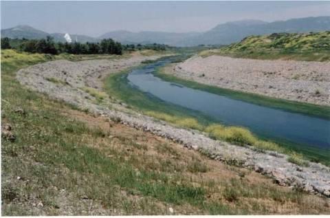 Αντιπλημμυρικά έργα στους ποταμούς Αλφειό και Αχελώο