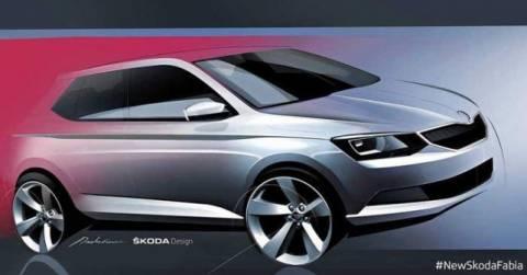 Νέο Skoda Fabia: οι κινητήρες θα ξεκινούν από τα 1.000 κυβικά
