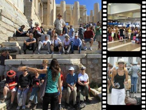Βίρτσαφτσμπλατ: καλοκαίρι με ρεκόρ στον τουρισμό για την Ελλάδα