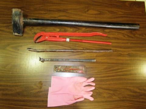 Λαμία: Συνελήφθη την ώρα διάρρηξης εξώπορτας μονοκατοικίας