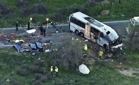 Θιβέτ: Δυστύχημα με τουλάχιστον 44 νεκρούς-Λεωφορείο έπεσε σε κοιλάδα