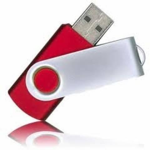 Αμφισβητείται η ασφάλεια των USB sticks