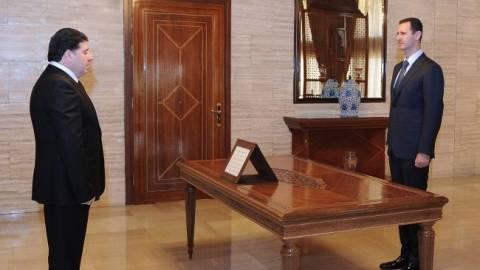 Συρία: Ο Άσαντ όρισε ξανά τον Χάλακι ως πρωθυπουργό