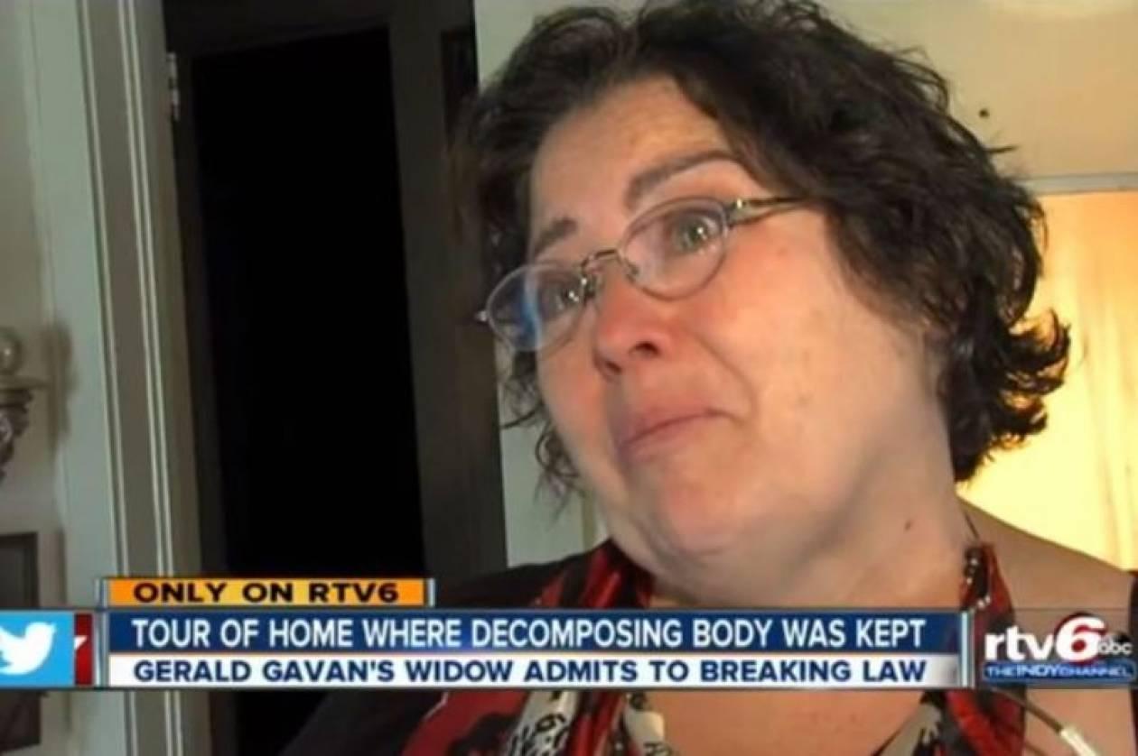 ΗΠΑ: Ζούσε με το πτώμα του συζύγου της, ταΐζοντάς το στα πουλιά!