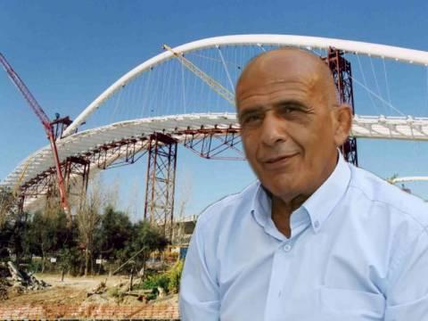 Γαλακτόπουλος: Η στέγη Καλατράβα έγινε με άδεια πέργκολας!