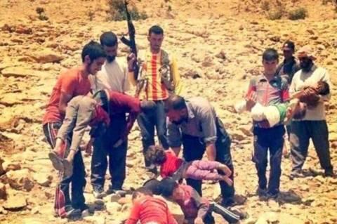 Η ΕΕ καταγγέλλει τα «εγκλήματα κατά της ανθρωπότητας» στο Ιράκ