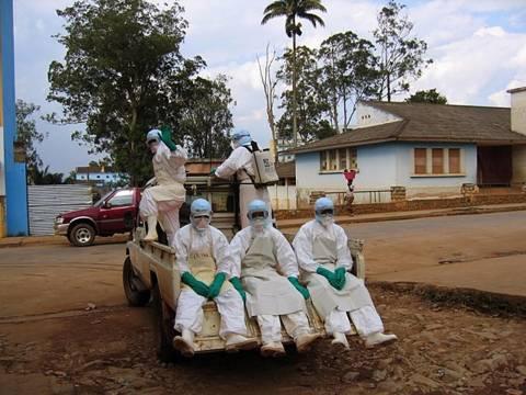 Ρουάντα: Γερμανός φοιτητής στο νοσοκομείο με συμπτώματα του ιού Εμπολα
