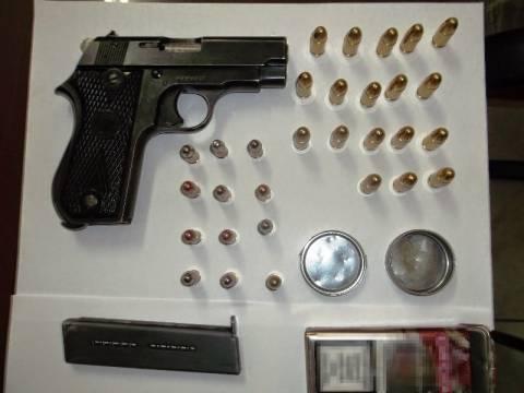 Δράμα: Συνελήφθη 63χρονος για παράνομη οπλοκατοχή