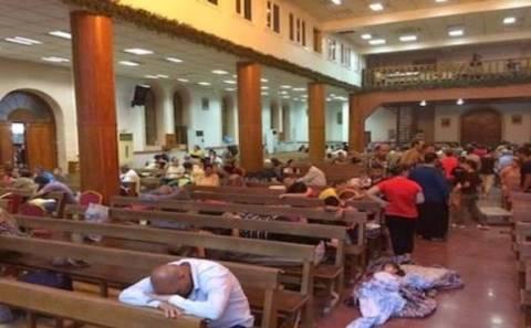 Κουρδιστάν: Γέμισαν οι εκκλησίες από Χριστιανούς πρόσφυγες