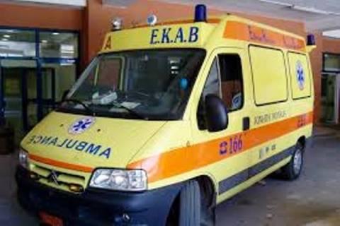 Κρήτη: Σε κρίσιμη κατάσταση γυναίκα που έπεσε στο κενό