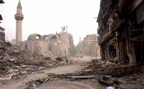 Oικογένεια ξεκληρίστηκε σε μια επιδρομή στο Χαλέπι